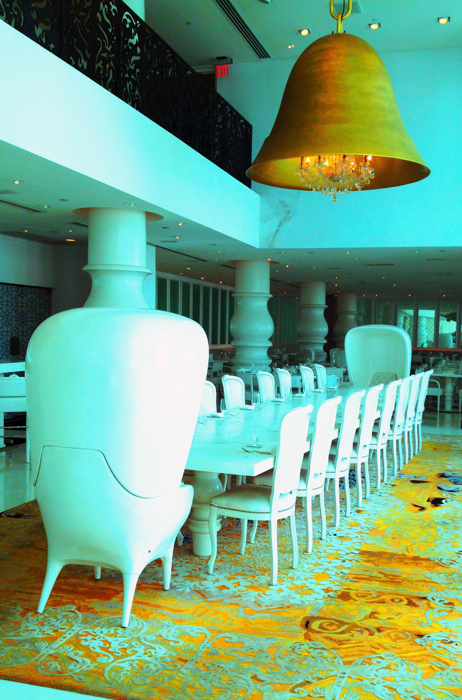 Mondrian Dining Miami